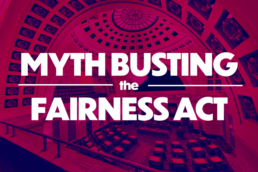 Myth busting the fairness act