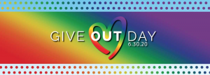 Graphic for Give OUT Day 2020
